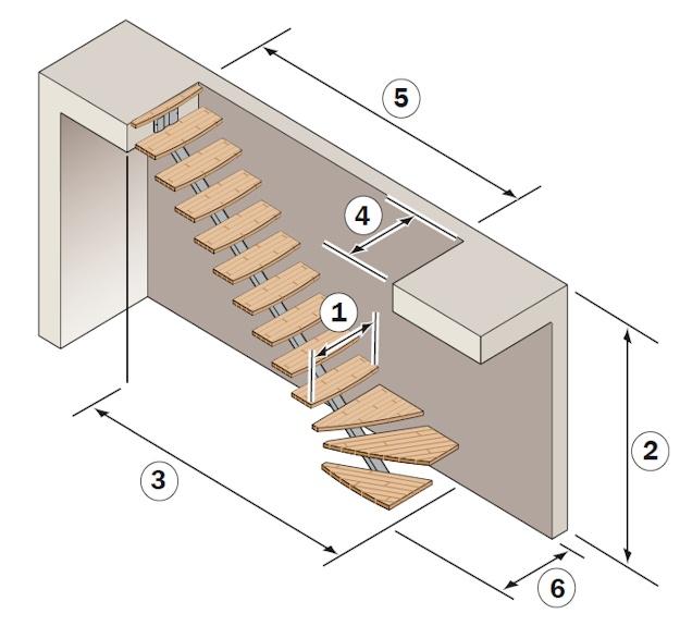 mittelholmtreppe plume 1 4 gewendelt 75 cm buche treppenshop24. Black Bedroom Furniture Sets. Home Design Ideas
