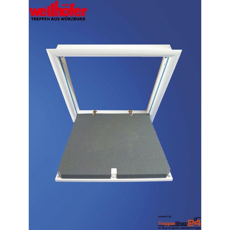 Bevorzugt Bodentreppen - Scherentreppen - Dachbodentreppen - TreppenShop24 IH26