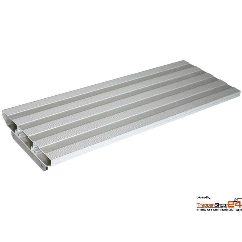aluminium profilstufen treppenshop24. Black Bedroom Furniture Sets. Home Design Ideas
