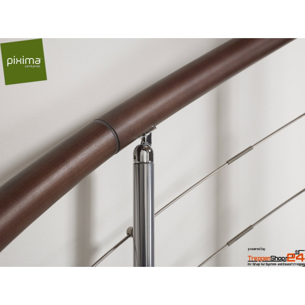 Spindeltreppe Ring Tube Ø 118 cm