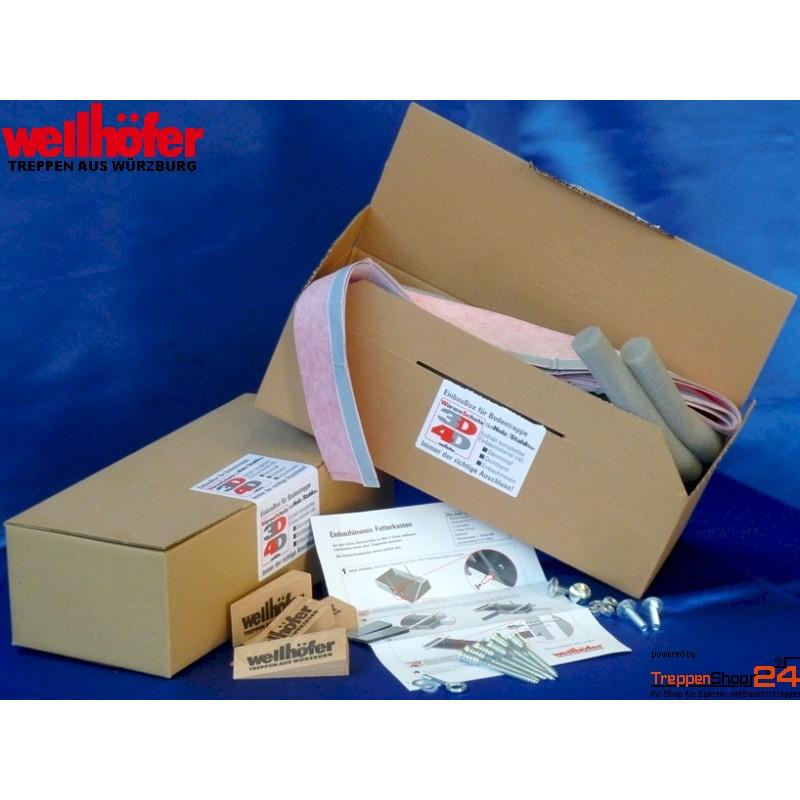 bodentreppe gutholz ws3d 102x50 bis 140x80 cm treppenshop24. Black Bedroom Furniture Sets. Home Design Ideas
