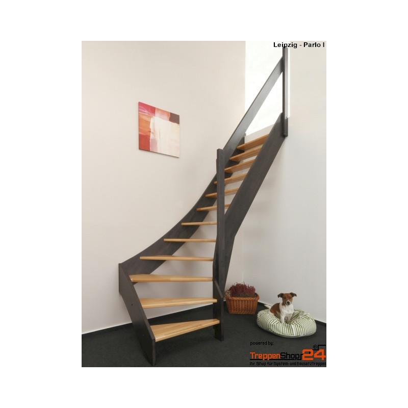 raumspartreppe leipzig 13 steigungen 1 4 gewendelt unten treppenshop. Black Bedroom Furniture Sets. Home Design Ideas