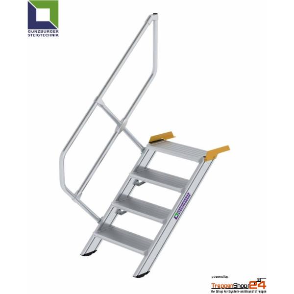 Bevorzugt Aluminium Treppen 45° - TreppenShop24 QR43