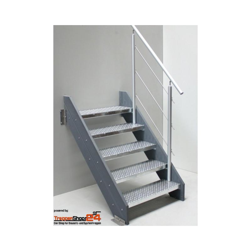 au entreppe alaska ku 3 stufen gh 60 80 cm treppenshop24. Black Bedroom Furniture Sets. Home Design Ideas